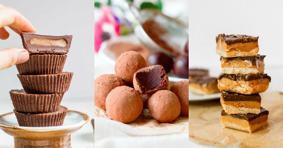 Delicious & Healthy Homemade Candies