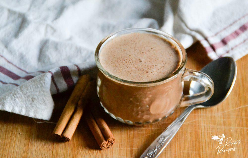 Nourishing Spiced Hot Cocoa