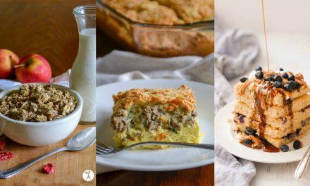 Healthy Gluten-Free Breakfasts