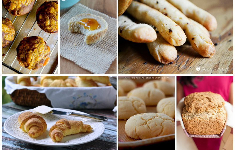 Savory Gluten Free Breads
