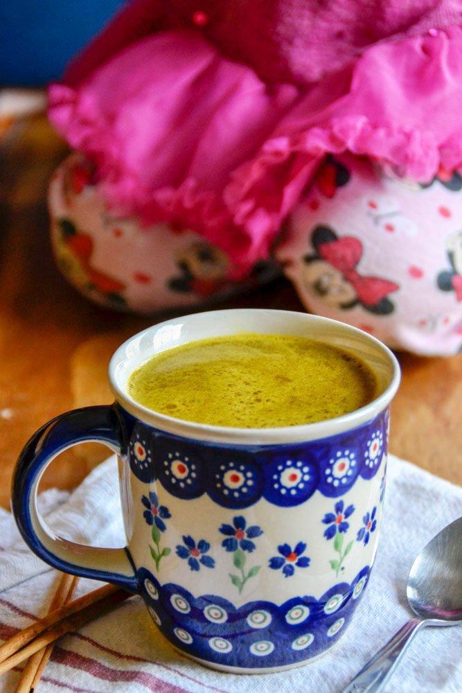 golden milk hot cocoa from raiasrecipes.com