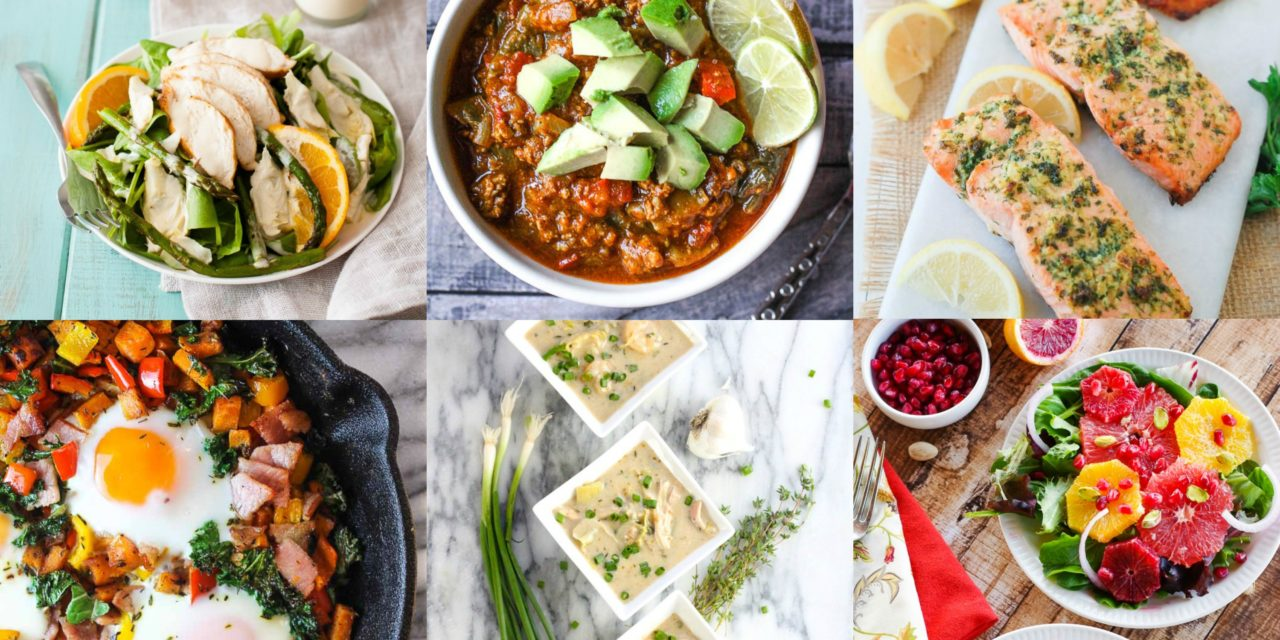Over 150 Delicious Whole30 Recipes