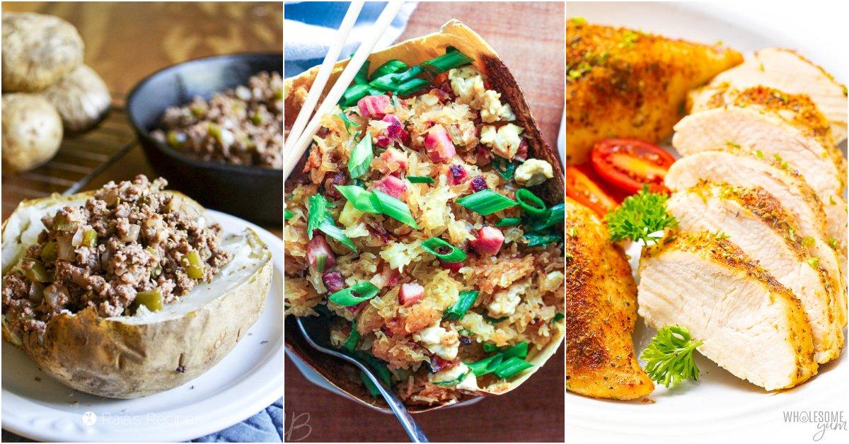 Delicious Whole30 Recipes
