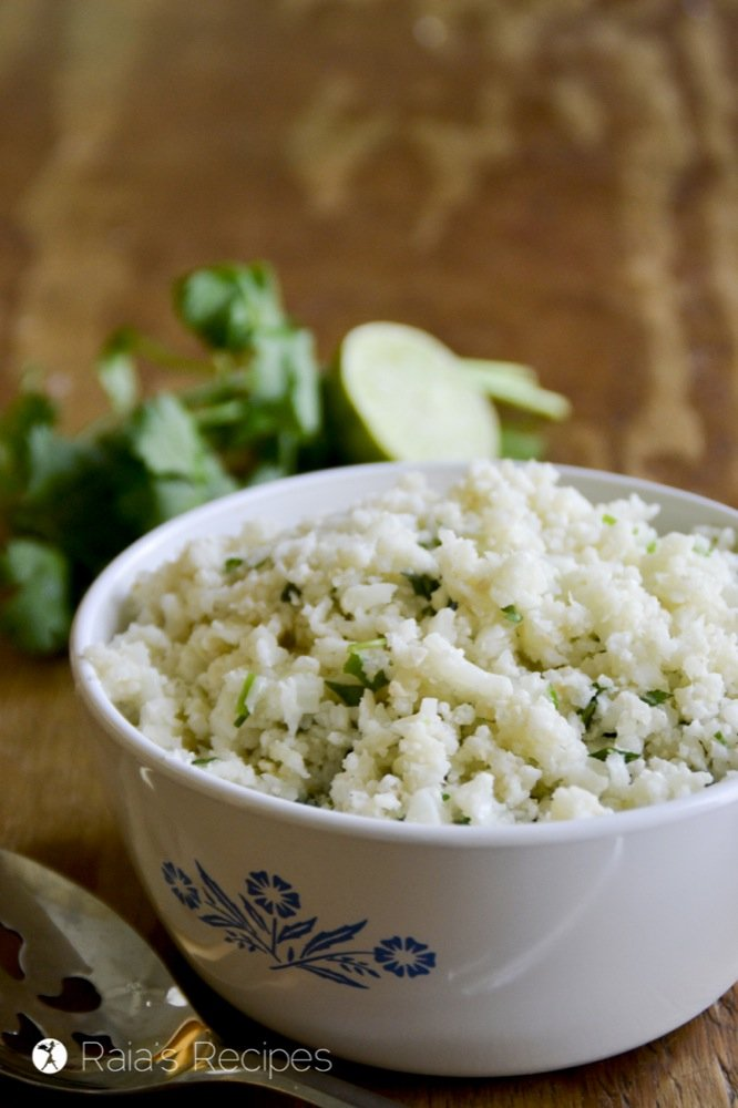 Cilantro Lime Cauli Rice profile