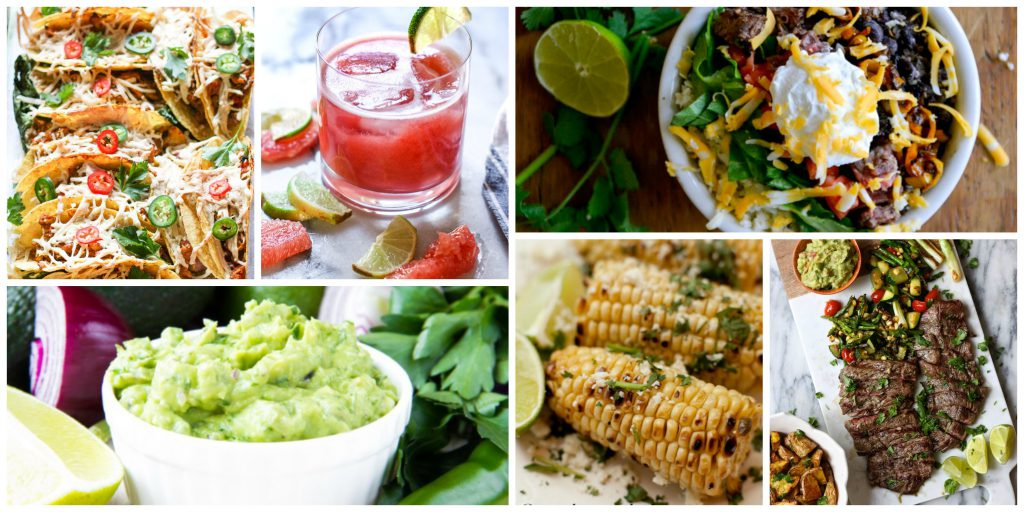 Over 100 gluten-free Tex-Mex recipes to help you spice up your life!