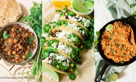 Healthy, Gluten-Free Tex-Mex Recipes