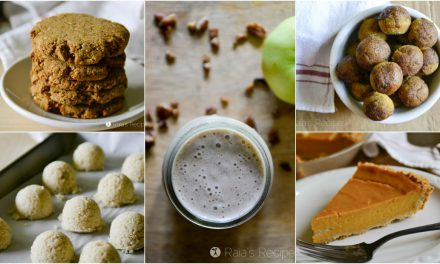 5 Delicious Fall-Flavored Paleo Treats