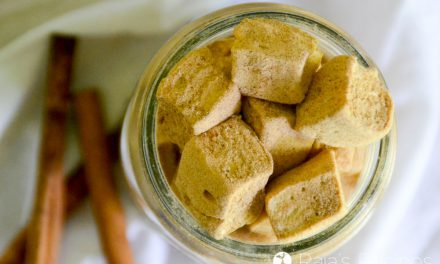 Mini Cinnamon Maple Marshmallows