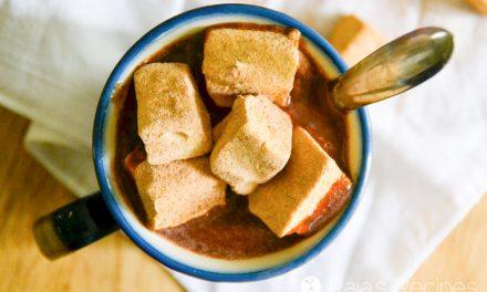 Mini Cinnamon Maple Marshmallows