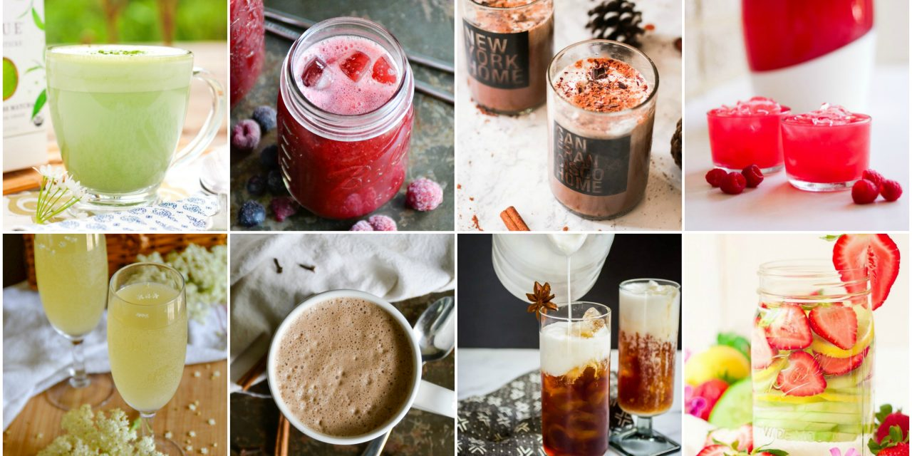 Healthy Drinks for Any Celebration
