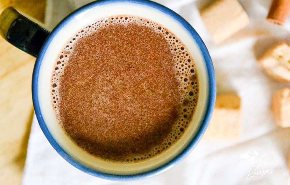 Perfect Homemade Hot Cocoa