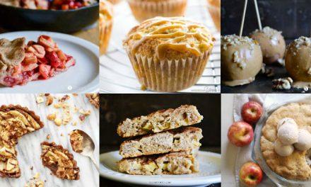 Gorgeous Gluten-Free Apple Desserts