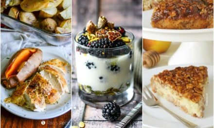 50+ Sweet & Savory Rosh Hashanah Recipes