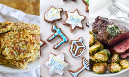 Over 50 Paleo Hanukkah Recipes
