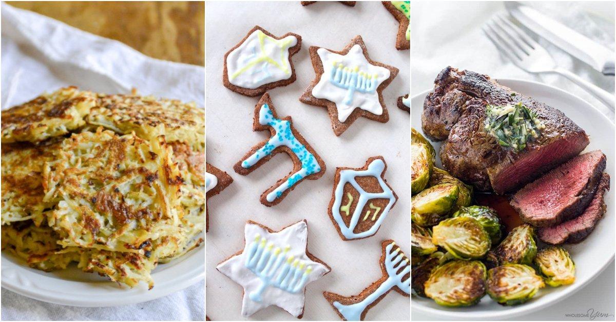 Over 50 Paleo Hanukkah Recipes