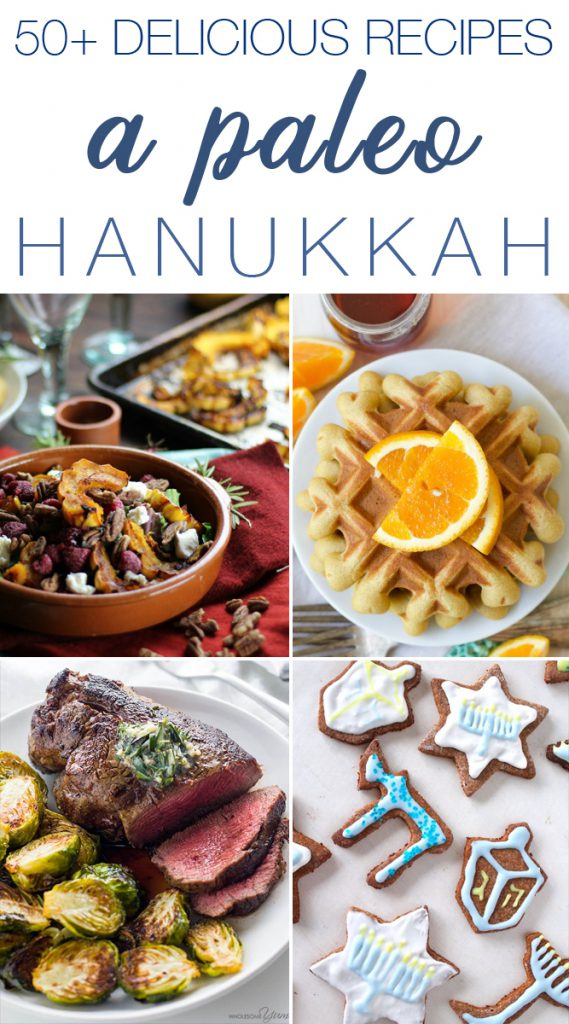 a paleo hanukkah