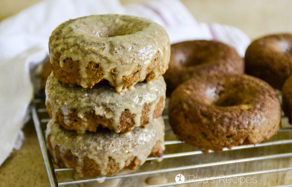 Masala Spiced Apple Donuts :: Paleo, GAPS-friendly