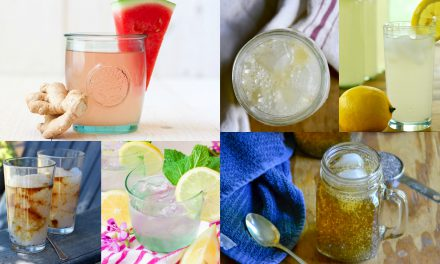 Delicious Nourishing Paleo Drinks
