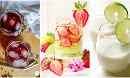 Nourishing Paleo Drinks for Summertime