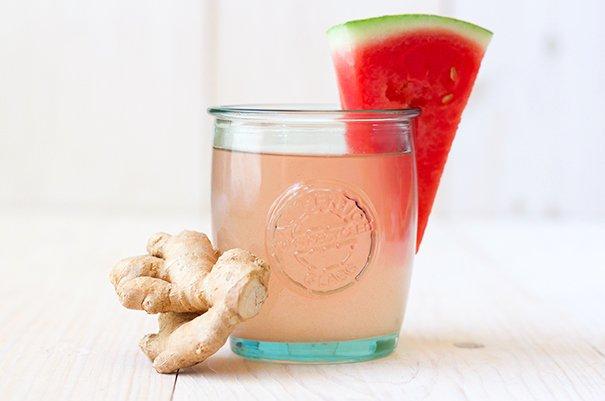 Paleo Summer Drinks Watermelon Switchel