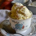 Probiotic Apple Pie Ice Cream