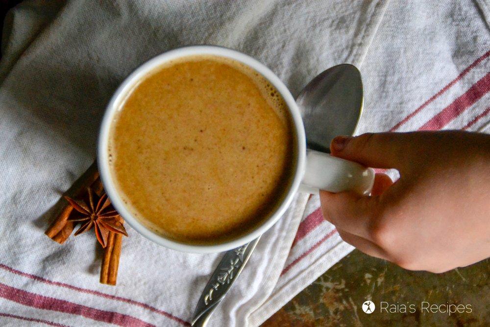 Pumpkin Chai Latte 6