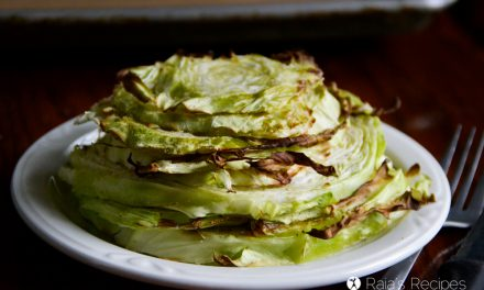 Easy 3-Ingredient Cabbage Steaks