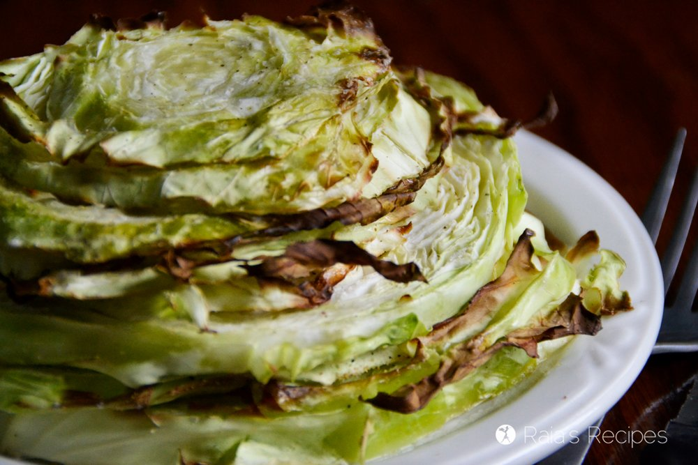 3-Ingredient Cabbage Steaks 7