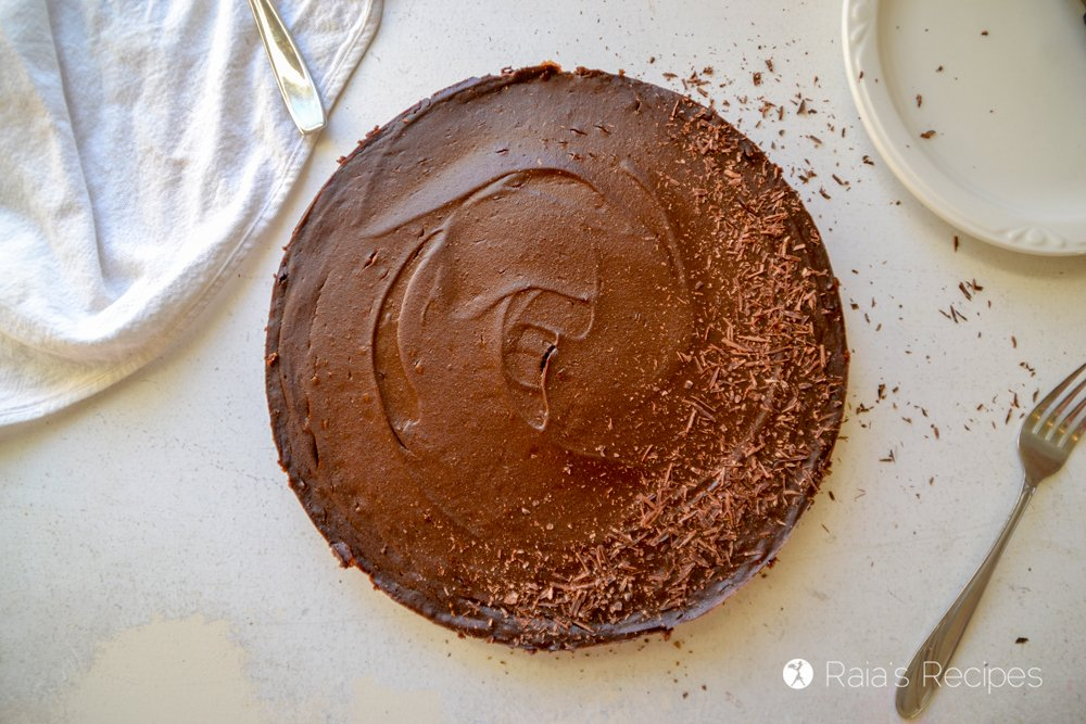 Chocolate Pumpkin Pie 2