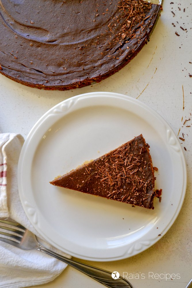 Chocolate Pumpkin Pie 5