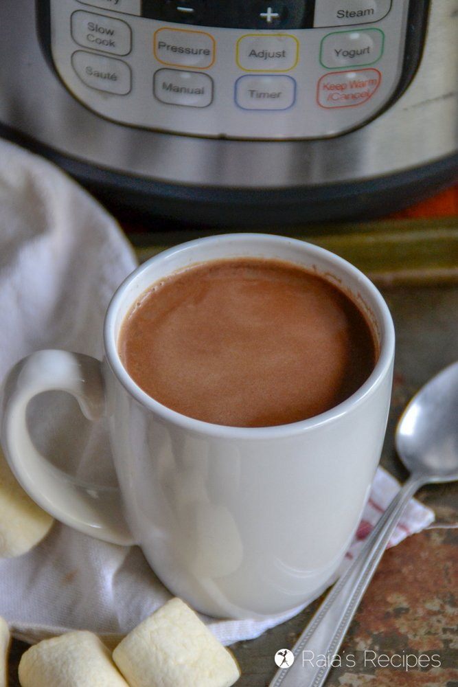 Instant Pot Hot Cocoa 8