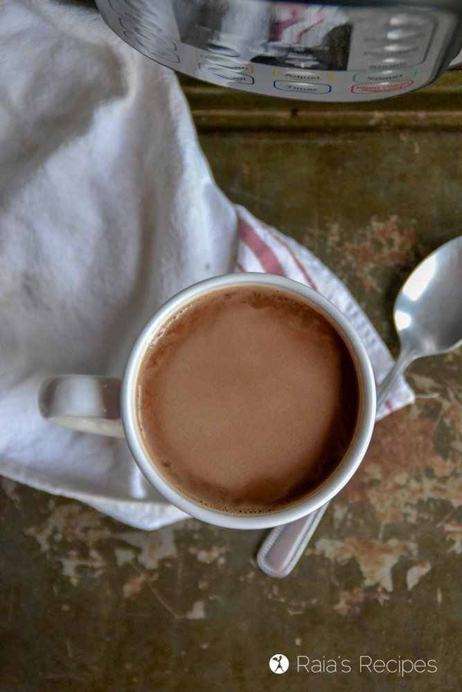 Instant Pot Hot Cocoa 9