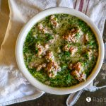 Beef & Kale Soup in the Instant Pot