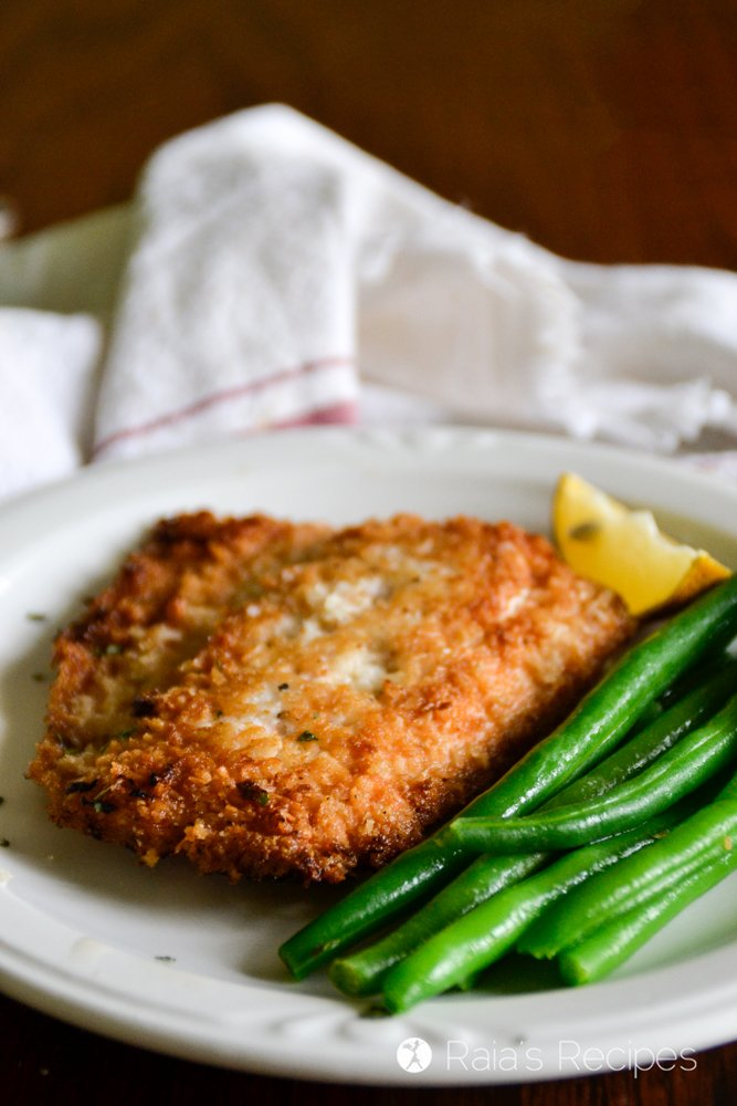 Crispy Coconut Pan-Fried Salmon 2