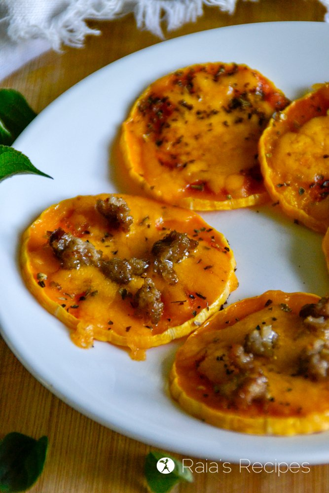 3-Ingredient Butternut Pizzas 3