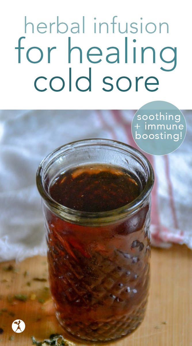 If you or someone you know suffers from cold sores or fever blisters, these natural remedies for healing cold sores are sure to help! Two easy essential oil and herbal recipes included... #coldsores #feverblisters #naturalhealing #herbalremedies #herbs #naturalremedies #infusion