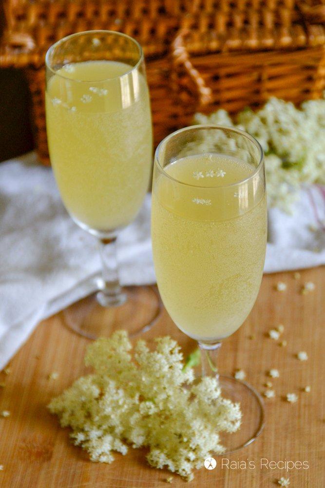 elderflower champagne 13