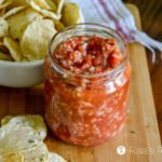 Easy Mild 5-Minute Salsa