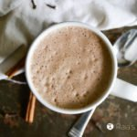 Gingerbread Spiced Mocha Latte