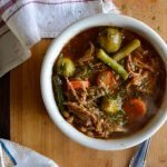 Paleo Brunswick Stew in the Instant Pot