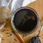 Elderberry Syrup in the Instant Pot with Echinacea & Nettles