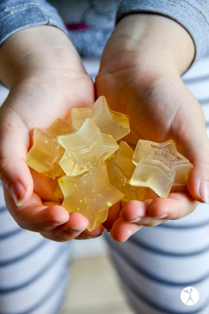 Healing Ginger Lemon Gummies