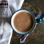 Hot Carob :: Nourishing & Delicious!