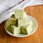 4-Ingredient Peppermint Avocado Fudge