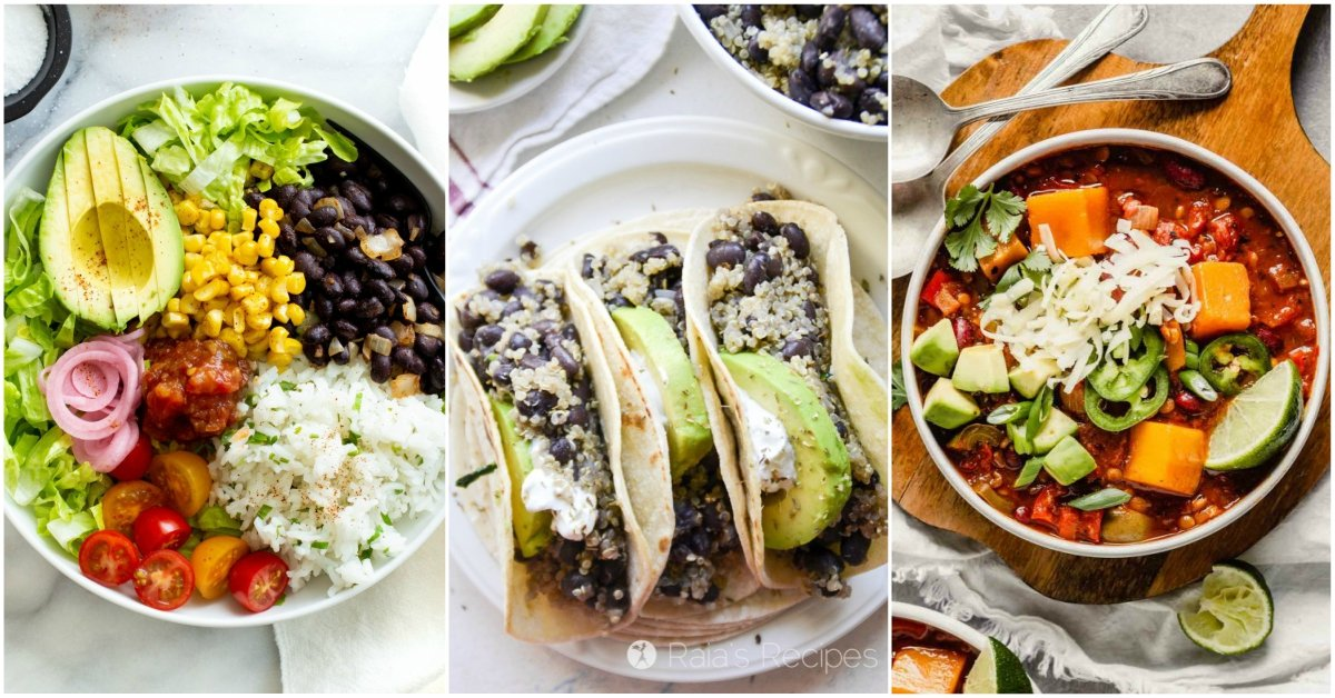 Over 100 Delicious Gluten-Free Beans and Rice Recipes