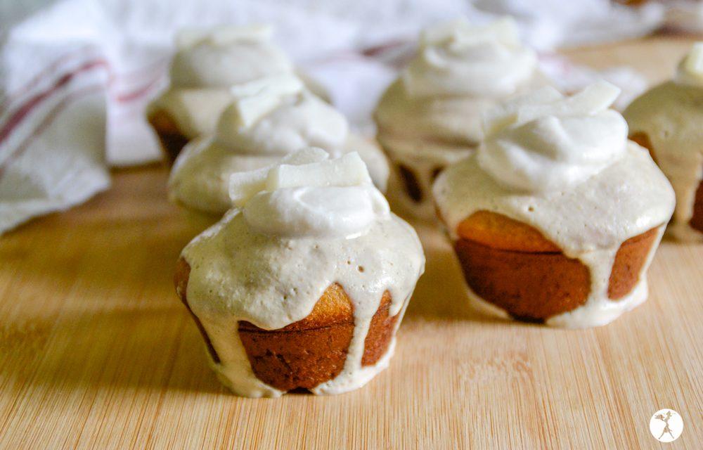 Paleo Tres Leches Cupcakes