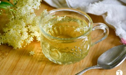 Healing Elderflower Tea