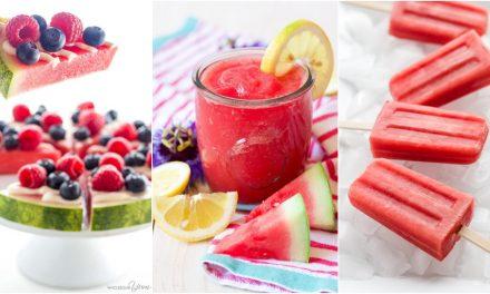 40+ Delicious Gluten-Free Watermelon Recipes!