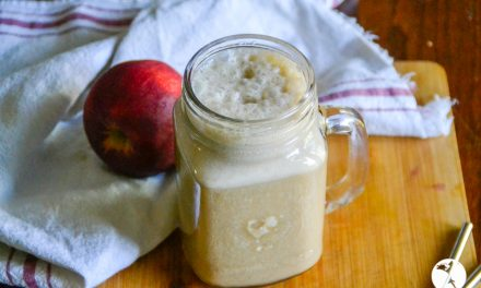 Paleo Apple Cider Latte