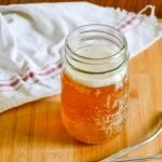 How To Make Kombucha + A Kombucha Float Recipe